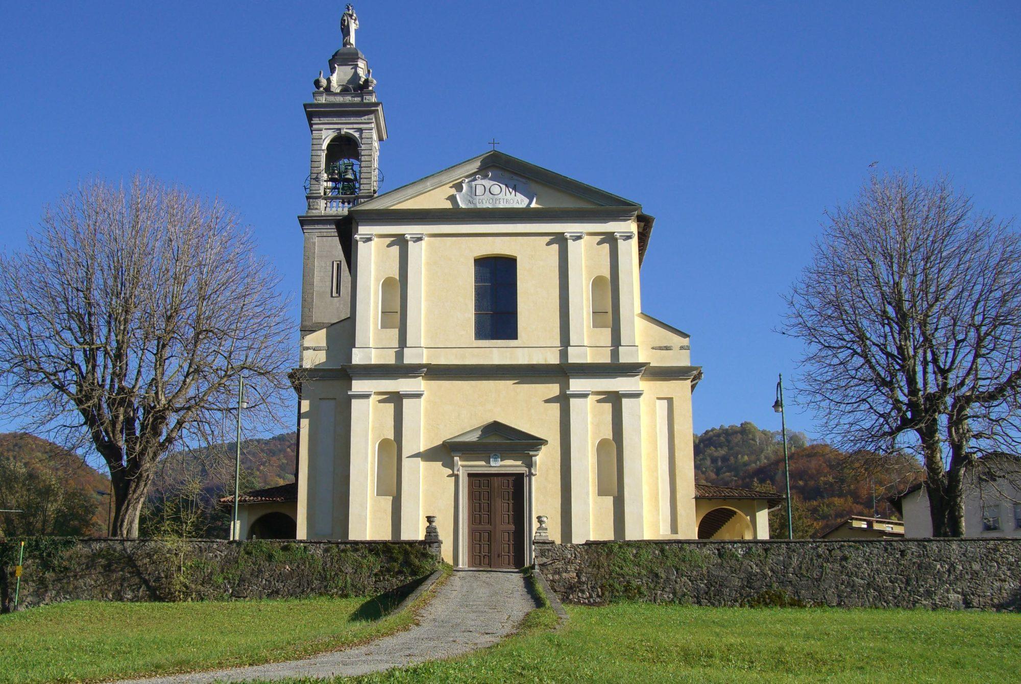 San Pietro d'Orzio